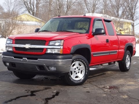 2005 Chevy Silverado 1500 Lt Z71 4x4 Very Clean Sold