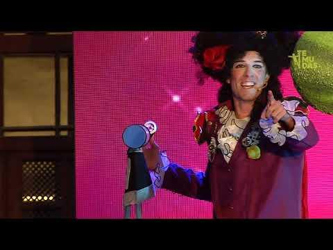 «El rey Zolito» de Entropías Imposibles Teatro.