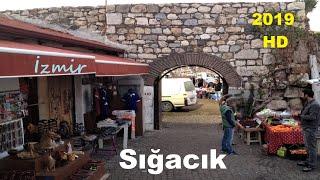 Sığacık / İzmir ( Kaleiçi - Köylü Pazarı - Liman )