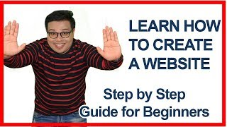 How to create a Website with Wordpress  - Step by step guide for beginners