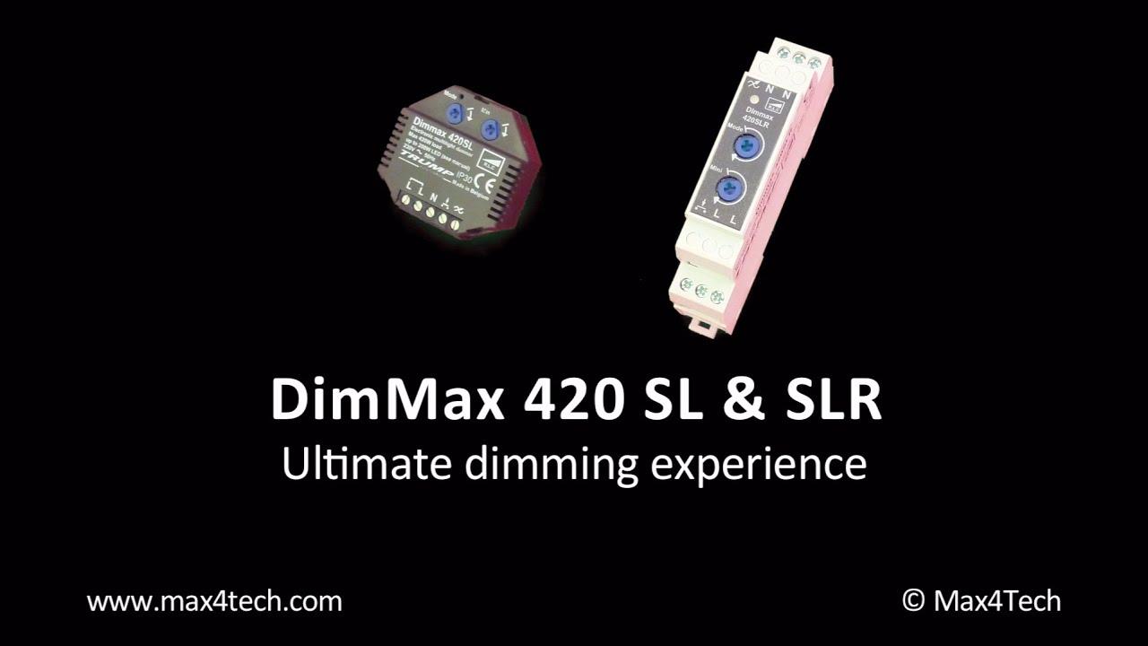 Dimmax 420sl