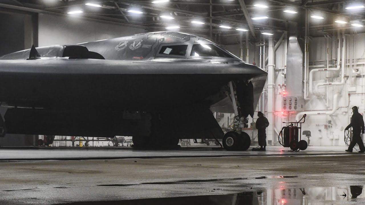 China shoc News : US Air Force Builds 200 B-21 Stealth Bombers ...