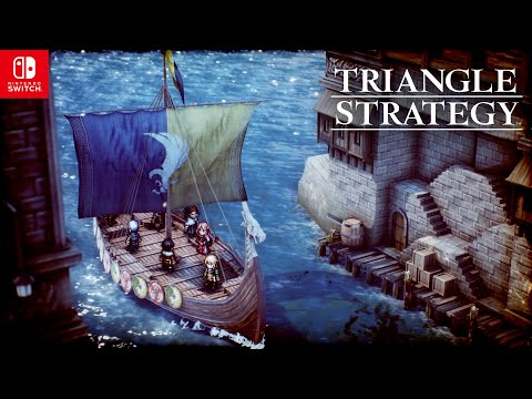 TRIANGLE STRATEGY TGS Trailer