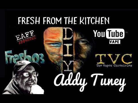 Fresh From The Kitchen Lesson 56-Reflections with ADDY TUNEY