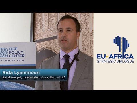 Rida Lyammouri - Sahel Analyst, Independent Consultant