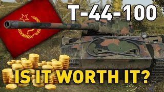 World of Tanks || T-44-100 - is it Worth it?
