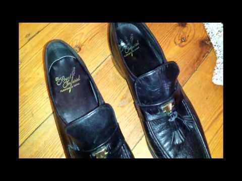 RARE Michael Jackson WORN Dance Shoes Florsheim Loafers Collections Part 1