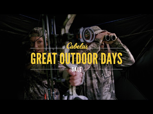 Cabela's Great Outdoor Days 2017