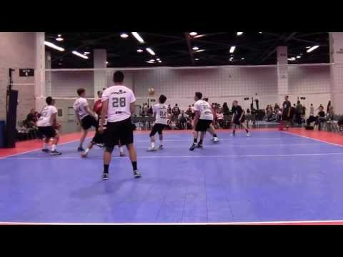 SCVA 1-3-14 Seaside South 16-1 vs Warren Sixpak