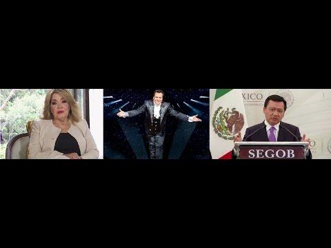 ¡LA HERENCIA DE JUAN GABRIEL SE INVESTIGA DESDE LA OFICINA DE GOBERNACION!