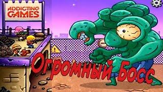 Игра Восстание Зомби в Городе #мультик игра про зомби #огромный босс зомби