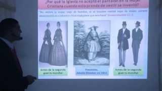 El uso del pantalón en la mujer cristiana en la historia de la iglesia