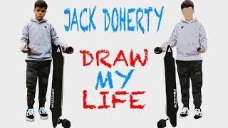 DRAW MY LIFE - JACK DOHERTY