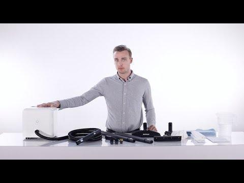 Dupray NEAT™ Steam Cleaner Training Video