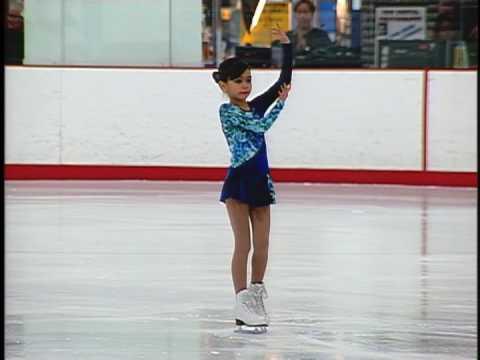 California State Games 2008 Figure Skating