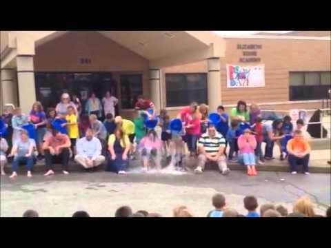 Elizabeth Starr Academy ALS #IceBucketChallenge