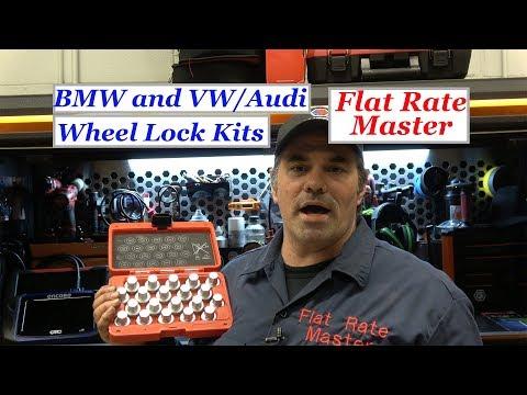 Vw Audi and BMW Wheel Lock Kits ReUpload