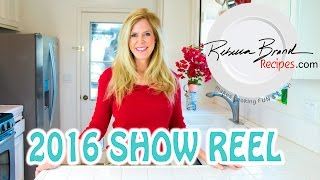 Rebecca Brand Recipes Trailer About What's on My Channel 2016