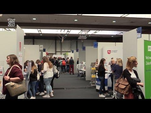 Ausbildungsbörse Helmstedt– Schüler Und Schülerinnen Versuchen Ihren Beruf Zu Finden