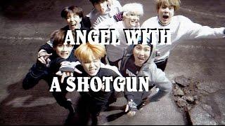 Video [FMV] 방탄소년단 (BTS) - Angels With A Shotgun download MP3, 3GP, MP4, WEBM, AVI, FLV Mei 2018