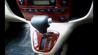 Toyota Corolla Spacio 2002. Безупречная работа АКПП.