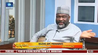 Rivers APC Factions Faceoff As Court Nullifies Primary Election Pt.5 |Sunrise|