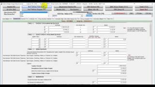 Zirve Yazılım Eğitimi - Zirve Müşavir KDV Beyannamesi Kod Tablosu hazırlama