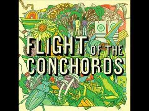 Leggy Blonde - Flight of the Conchords