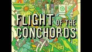 Watch Flight Of The Conchords Leggy Blonde video