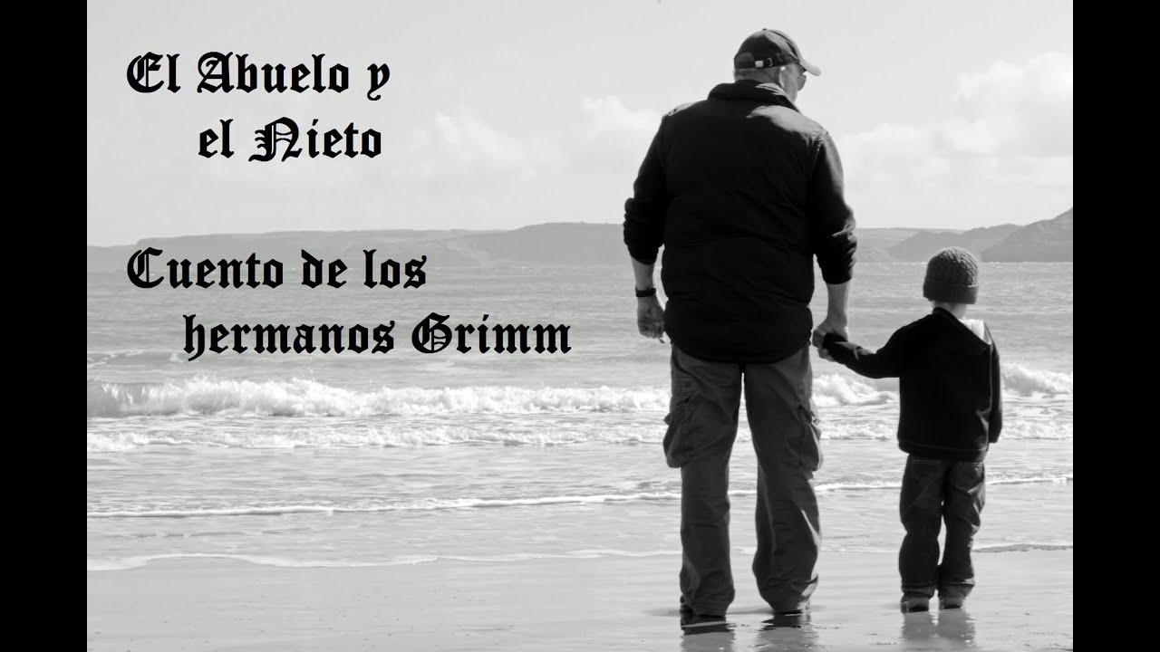 Audiolibro El Abuelo Y El Nieto, Hermanos Grimm. Cuento