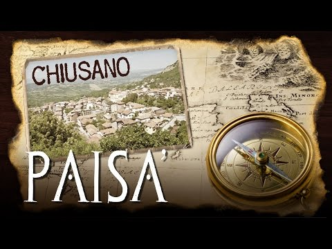 PAISA' - Chiusano San Domenico