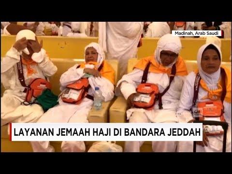 Dihimbau Jangan Mandi di Bandara Jeddah, Jemaah Haji 2017