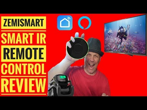 Zemismart Smart IR Remote Control Works With SmartLife and Alexa Review