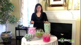 Setting Up A Candy Buffet