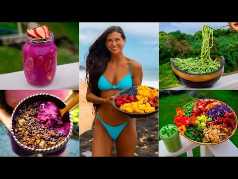 How to Eat a Raw Vegan Diet 🍉 Easy Transition Tips + Simple Recipes for Beginners