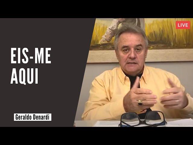 Eis-me aqui - Ap. Denardi - Live 26/03