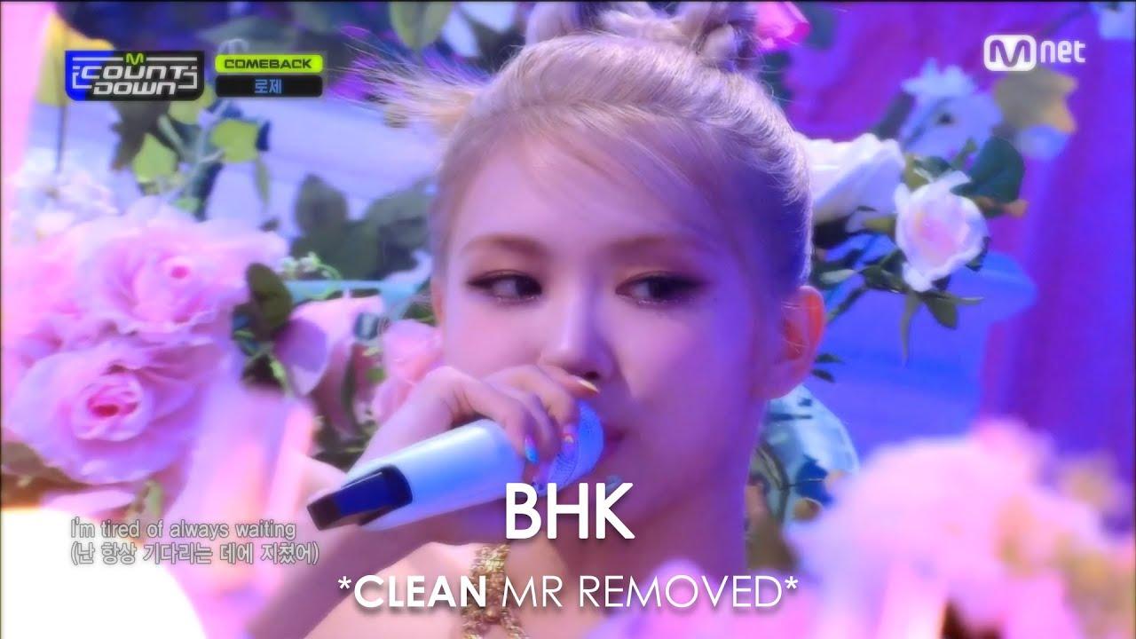 Download [CLEAN MR Removed] 210318 ROSÉ (로제) GONE