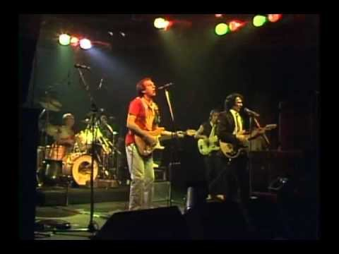 Steve Gibbons Band - No Spitting On  The Bus - Live At Roclpalast Nov 3 1981