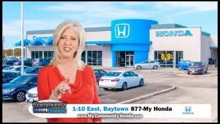 2016 Honda Accord & Civic   Baytown Honda Lease Specials