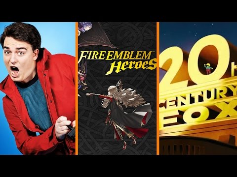 Palmer Luckey in Court + HOW MANY New Fire Emblem Games!? + FOX Gets Into Games - The Know