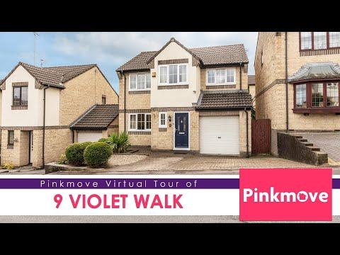 Pinkmove Virtual Tour Of 9 Violet Walk