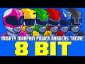 Download Mighty Morphin' Power Rangers Theme [8 Bit Tribute to Power Rangers] - 8 Bit Universe MP3 song and Music Video