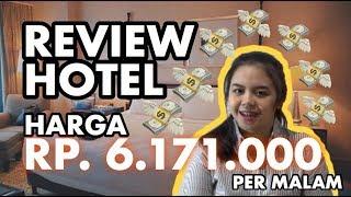 REVIEW HOTEL RITZ-CARLTON RP. 6.171.000 SEMALAM