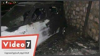 معاينة حريق أبو رواش: ماس كهربائى وراء اشتعال النيران و8 ملايين جنيه خسائر