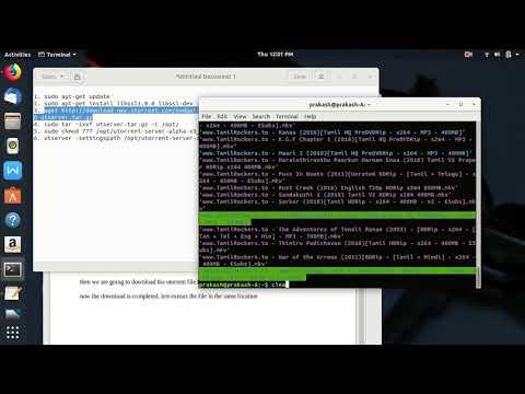 utorrent pour ubuntu 18.04