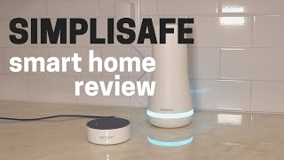 SimpliSafe 2018 Review & Setup, vs Ring and Nest Secure