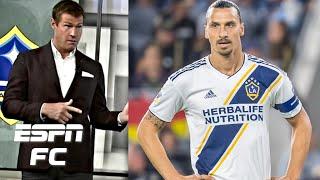 Zlatan Ibrahimovic's jibes 'pissed me off' - Brian McBride   Major League Soccer