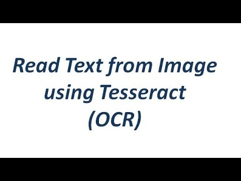 Read Text from Image using JavaCPP Presets for Tesseract(OCR)