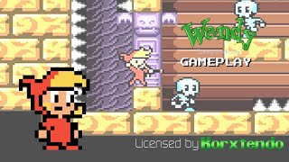 [Gameplay] Wendy: Every Witch Way for GBC