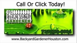 Gardening Houston TX